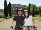 The Rome Coliseum