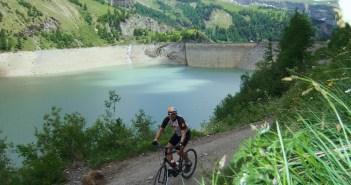 Dam and Lac de Tseuzier