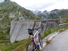 Diga (dam) di Lucendro