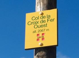 Col de la Croix de Fer Ouest?