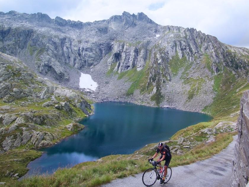 Laghetti Superiore:  A heart shaped lake?