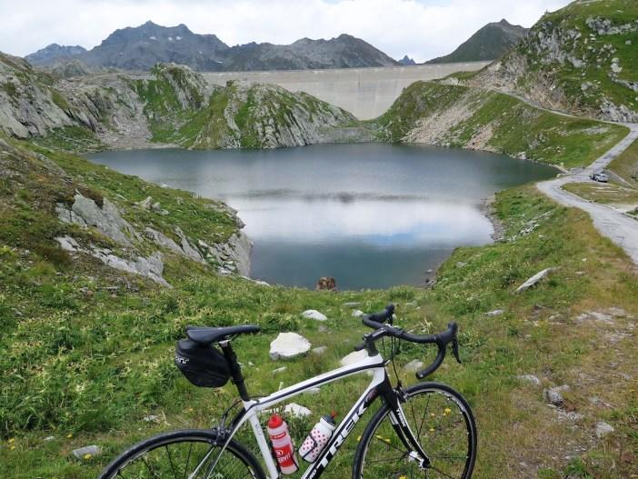 Lago Scuro, and the Diga (dam) del Narèt