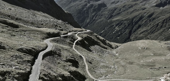 The Legend(s) of Passo di Gavia