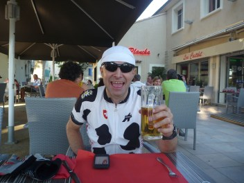 Post Ventoux Beer