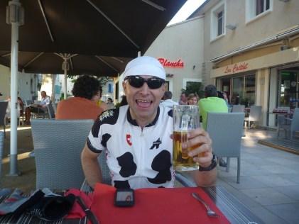 Post Ventoux Beer