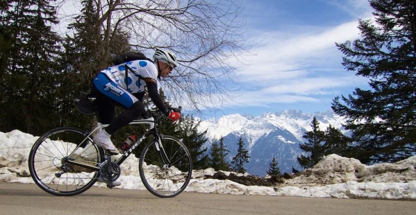 From Col du Grand Cucheron