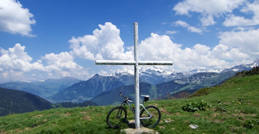 Cross at the Col