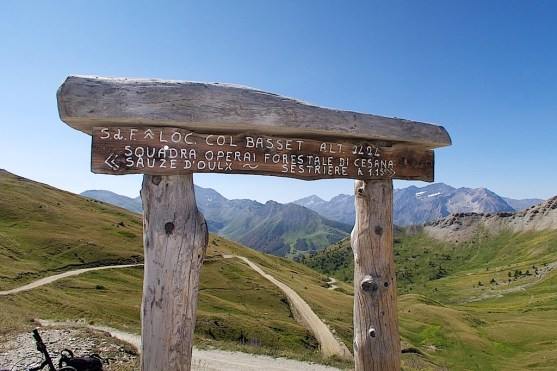 Col Basset 2426m