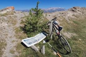 Col Bourget 2299m