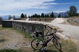 Fort Foëns, 2186 metres