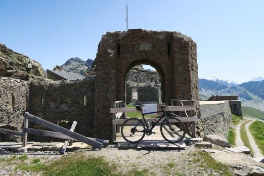 Le Fort de la Redoute Ruinée