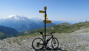 Col de la Traversette 2383 metres