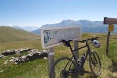Monte Genevris 2536m