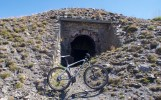 Fortification atop Monte Gran Costa 2615m