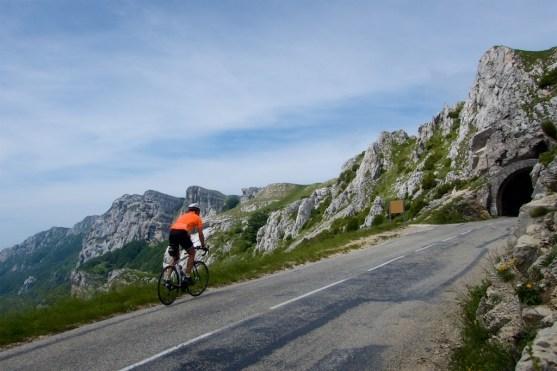 Above Col de la Bataille