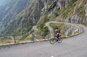 Road to Lago di Teleccio