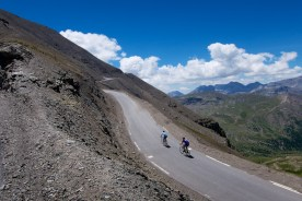 highest road in France
