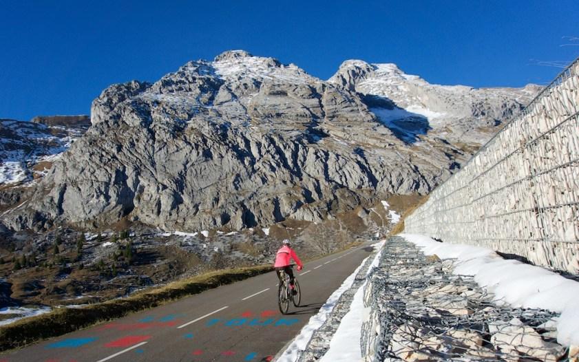 Tour de France graffiti