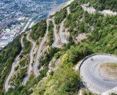 Col de Sapey via Les Lacets de Montvernier