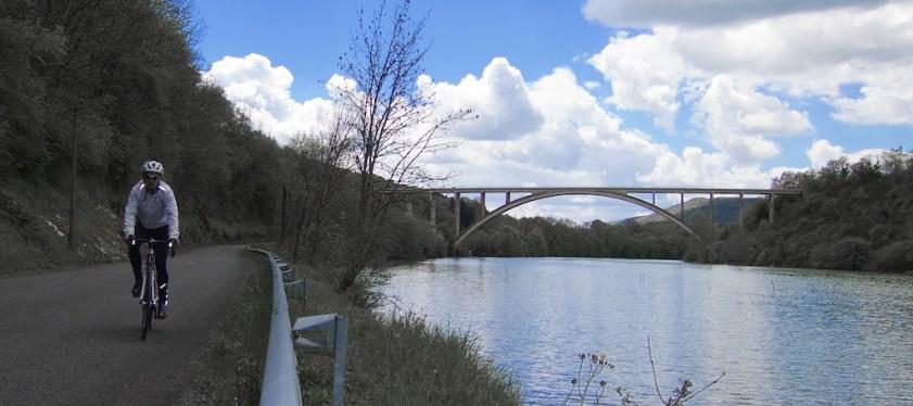 This bridge will be in 2016 Tour de France
