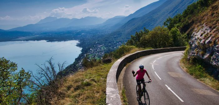 Col du Chat and Lac du Bourget