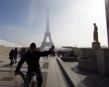 Foggy Eiffel