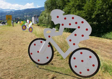 Polka Dot Bike