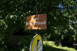 Route Bernard Hinaul