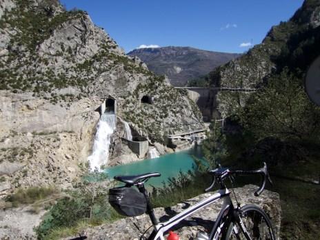 Barrage de Chaudanne