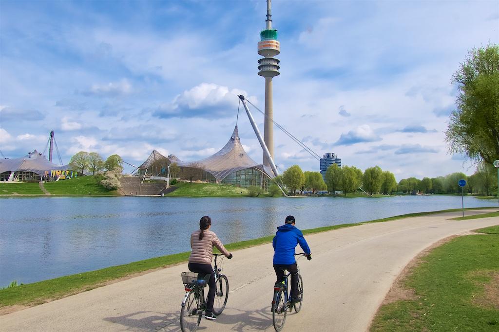Cycling in Munich