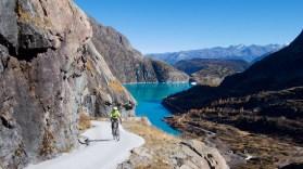 Secret Road Above Lac d'Emosson