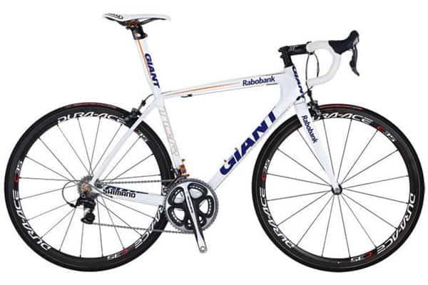Giant TCR Advanced SL Bike Review