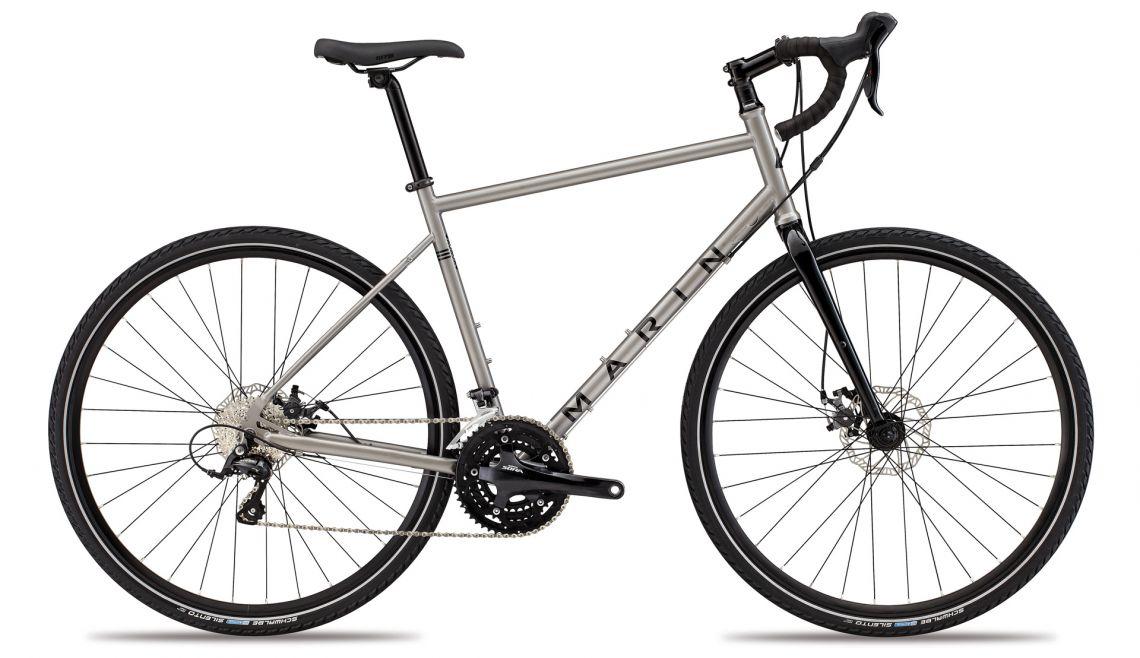 The New 2016 Marin Four Corners Touring Bike
