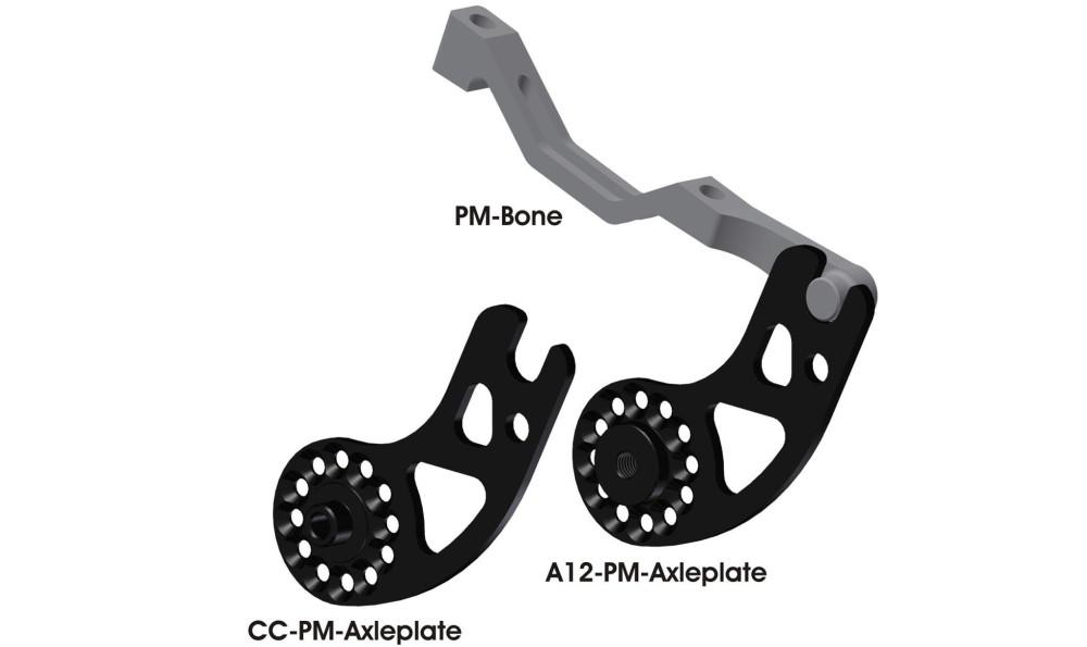 Rohloff Speedhub PM Bone