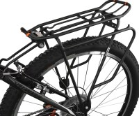 Rear Pannier Racks For Short Chainstays And Extra Heel