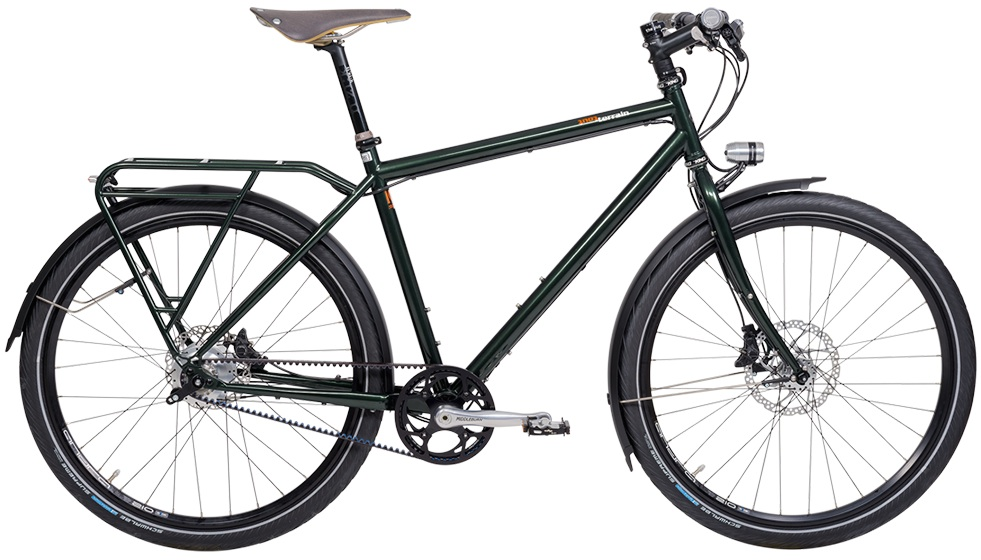 A Complete List of Rohloff Frame Options For Custom