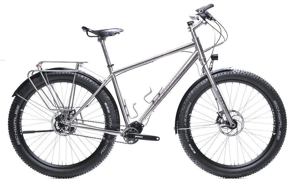 Complete List of Off-Road, Adventure Touring & Bikepacking