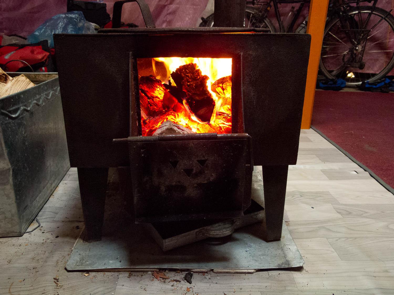Keeps you warm