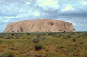 view of Uluru