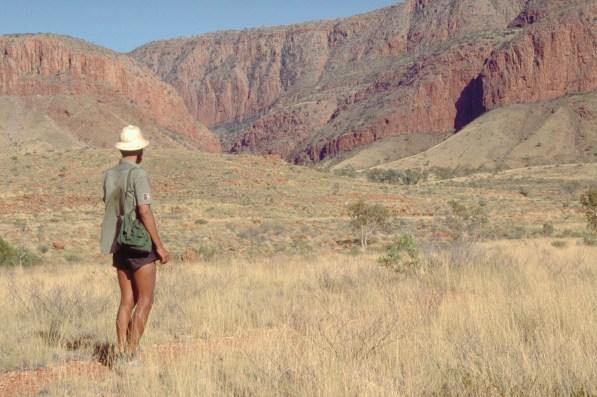 near Uluru