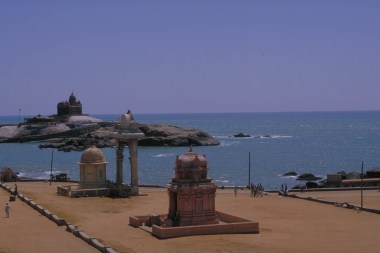Kanyakumari, the most southern tip of India