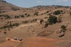 Swazi countryside