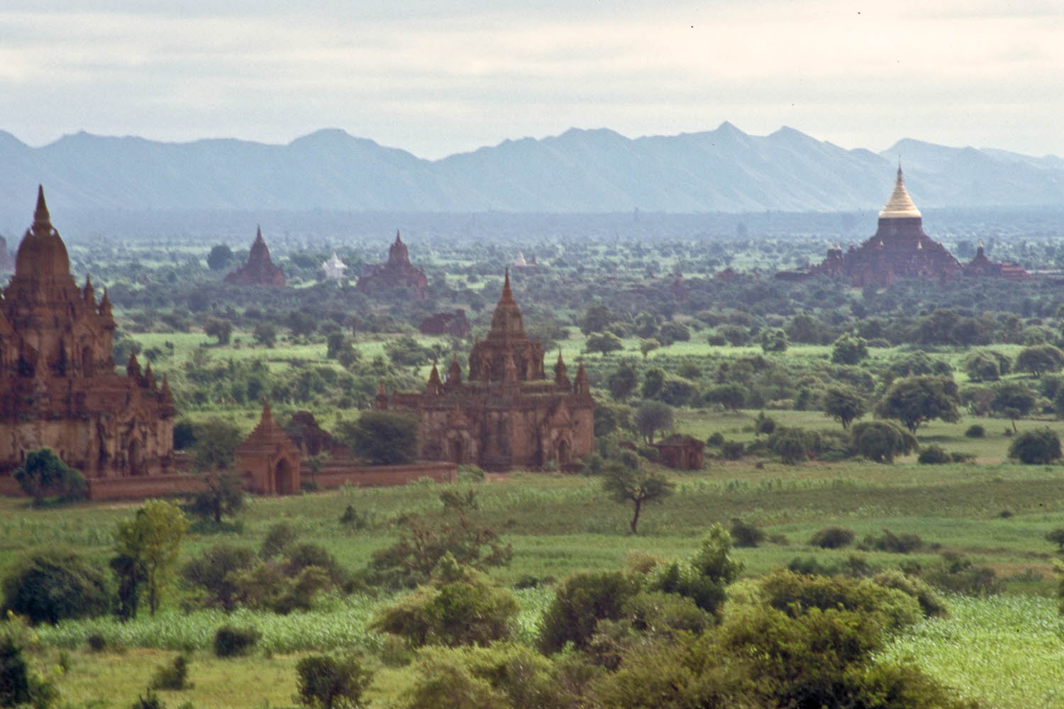 View of Bagan