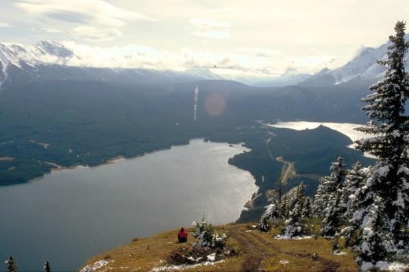 Hike up Mt. Indefatigable