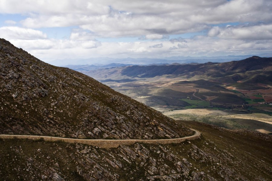 The Swartberg Pass