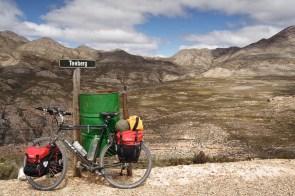 The Swartberg Pass