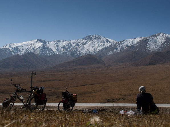 The last high pass before Xining