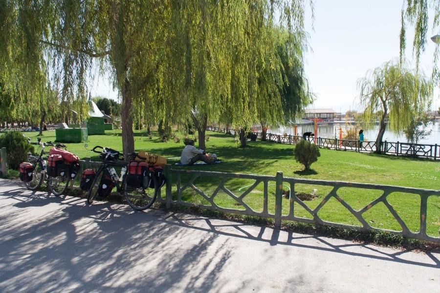 Park in Safashar