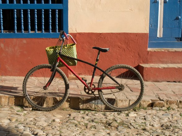 Cuban bicycle