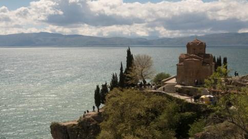 famous church near Ohrid Ohrid